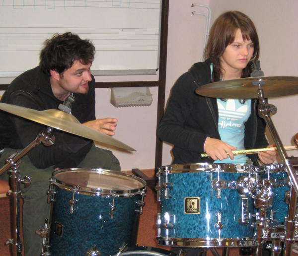 Conducting & percussion lessons